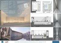 Premiados - Concurso Público Nacional de Arquitetura para o Memorial às Vítimas da Kiss - Terceiro Lugar - Prancha 01