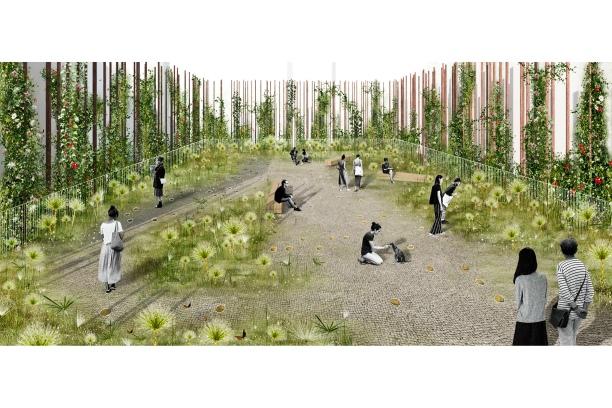 Premiados - Concurso Público Nacional de Arquitetura para o Memorial às Vítimas da Kiss - Quarto Lugar - Imagem 01