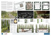 Premiados - Concurso Público Nacional de Arquitetura para o Memorial às Vítimas da Kiss - Quarto Lugar - Prancha 01