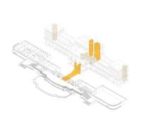 Concurso para o Restauro e Modernização do Museu Paulista em São Paulo - Primeiro Lugar - Imagem 16 - Circulações Verticais