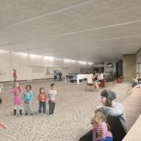 Concurso para o Restauro e Modernização do Museu Paulista em São Paulo - Primeiro Lugar - Imagem 04 - Novo Acolhimento