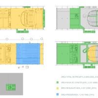 Centro Cultural e Recreativo do Esporte - Clube Pinheiros - CCR - Projeto Vencedor - Imagem 27