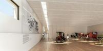 Concurso para o Restauro e Modernização do Museu Paulista em São Paulo - Primeiro Lugar - Imagem 06 - Auditório e Exposições