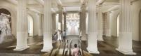 Concurso para o Restauro e Modernização do Museu Paulista em São Paulo - Primeiro Lugar - Imagem 07 - Saguão Monumental