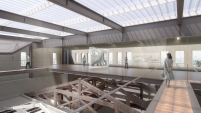 Concurso para o Restauro e Modernização do Museu Paulista em São Paulo - Primeiro Lugar - Imagem 11 - Ocupação do Coroamento