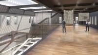 Concurso para o Restauro e Modernização do Museu Paulista em São Paulo - Primeiro Lugar - Imagem 12 - Ocupação do Coroamento