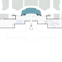 Concurso para o Restauro e Modernização do Museu Paulista em São Paulo - Primeiro Lugar - Imagem 23 - Planta do Subsolo