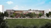 Centro Cultural e Recreativo do Esporte - Clube Pinheiros - CCR - Projeto Vencedor - Imagem 01