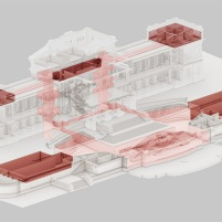 Concurso para o Restauro e Modernização do Museu Paulista em São Paulo - Terceiro Lugar - Imagem 17 - Salas de Exposição