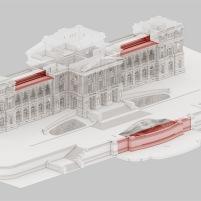 Concurso para o Restauro e Modernização do Museu Paulista em São Paulo - Terceiro Lugar - Imagem 18 - Integração