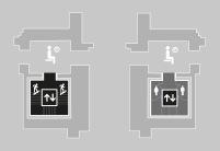 Concurso para o Restauro e Modernização do Museu Paulista em São Paulo - Terceiro Lugar - Imagem 12 - Diagrama Núcleos de Circulação