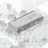 Centro Cultural e Recreativo do Esporte - Clube Pinheiros - CCR - Projeto Vencedor - Imagem 13