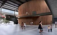Centro Cultural e Recreativo do Esporte - Clube Pinheiros - CCR - Projeto Vencedor - Imagem 07