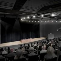Centro Cultural e Recreativo do Esporte - Clube Pinheiros - CCR - Projeto Vencedor - Imagem 10