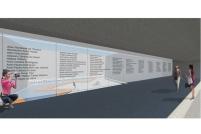Premiados - Concurso Público Nacional de Arquitetura para o Memorial às Vítimas da Kiss - Menção Honrosa - Imagem 02