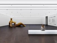 Concurso para o Restauro e Modernização do Museu Paulista em São Paulo - Terceiro Lugar - Imagem 05 - Sala Expositiva