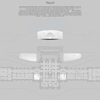 Concurso para o Restauro e Modernização do Museu Paulista em São Paulo - Terceiro Lugar - Imagem 25 - Planta Baixa Nível +0