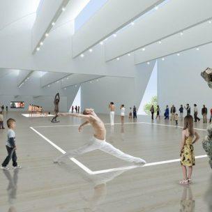 Finalistas - Concurso Internacional Contemporary Adelaide - Austrália - Imagem 01