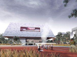 Finalistas - Concurso Internacional Contemporary Adelaide - Austrália - Imagem 02