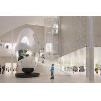 Finalistas - Concurso Internacional Contemporary Adelaide - Austrália - Imagem 03