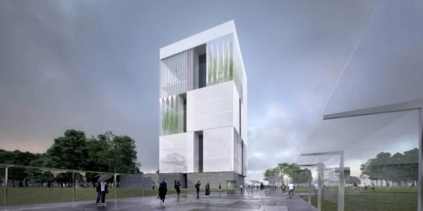 Finalistas - Future Campus - University College Dublin - UCD - Imagem 01