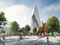 Finalistas - Future Campus - University College Dublin - UCD - Imagem 02