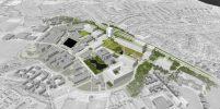 Finalistas - Future Campus - University College Dublin - UCD - Imagem 03