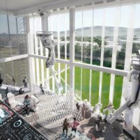 Finalistas - Future Campus - University College Dublin - UCD - Imagem 04