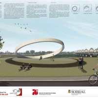 Premiados - Concurso Nacional - Monumento da Luz - Primeiro Lugar - Prancha 01