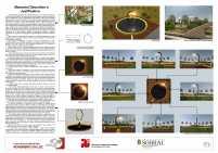 Premiados - Concurso Nacional - Monumento da Luz - Menção Honrosa - Prancha 01