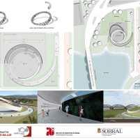 Premiados - Concurso Nacional - Monumento da Luz - Primeiro Lugar - Prancha 012