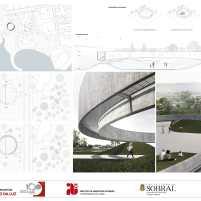 Premiados - Concurso Nacional - Monumento da Luz - Segundo Lugar - Prancha 02