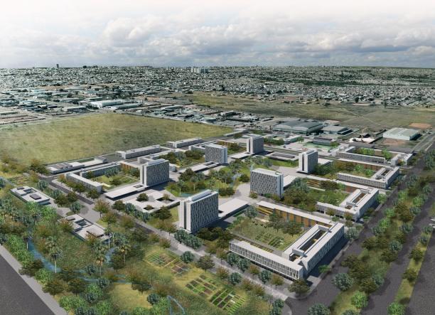 Premiados - Concurso Nacional - Setor Habitacional QNR 06 - Ceilândia - DF - Terceiro Lugar - Imagem 01