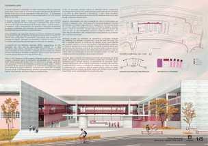 cional - Centro Educacional Bairro Crixá - São Sebastião - DF - Segundo Lugar - Prancha 01