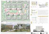 Premiados - Concurso Nacional - Setor Habitacional QNR 06 - Ceilândia - DF - Terceiro Lugar - Prancha 02
