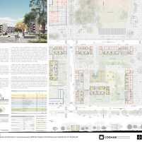 Premiados - Concurso Nacional - Setor Habitacional QNR 06 - Ceilândia - DF - Primeiro Lugar - Prancha 03
