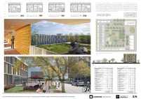 Premiados - Concurso Nacional - Setor Habitacional QNR 06 - Ceilândia - DF - Terceiro Lugar - Prancha 03