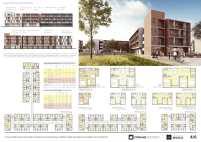 Premiados - Concurso Nacional - Setor Habitacional QNR 06 - Ceilândia - DF - Primeiro Lugar - Prancha 04