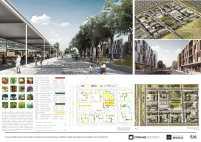 Premiados - Concurso Nacional - Setor Habitacional QNR 06 - Ceilândia - DF - Primeiro Lugar - Prancha 05