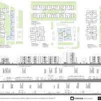 Premiados - Concurso Nacional - Setor Habitacional QNR 06 - Ceilândia - DF - Segundo Lugar - Prancha 05