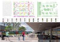 Premiados - Concurso Nacional - Setor Habitacional QNR 06 - Ceilândia - DF - Terceiro Lugar - Prancha 05