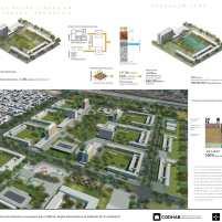 Premiados - Concurso Nacional - Setor Habitacional QNR 06 - Ceilândia - DF - Terceiro Lugar - Prancha 06