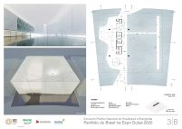 Pavilhao do Brasil - Dubai 2020 - Primeiro Lugar - Prancha 3