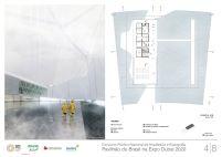 Pavilhao do Brasil - Dubai 2020 - Primeiro Lugar - Prancha 4