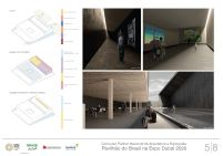 Pavilhao do Brasil - Dubai 2020 - Segundo Lugar - Prancha 5