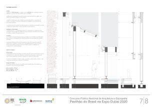 Pavilhao do Brasil - Dubai 2020 - Segundo Lugar - Prancha 7