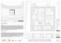 Pavilhao do Brasil - Dubai 2020 - Terceiro Lugar - Prancha 2