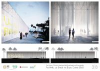 Pavilhao do Brasil - Dubai 2020 - Terceiro Lugar - Prancha 3