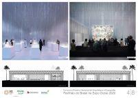 Pavilhao do Brasil - Dubai 2020 - Terceiro Lugar - Prancha 4