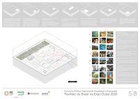 Pavilhao do Brasil - Dubai 2020 - Terceiro Lugar - Prancha 5